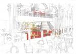 JK dieInnenarchitektin Gastronomie - Alex Wiesbaden