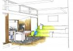 JK dieInnenarchitektin Bürodesign - KSK Büroräume