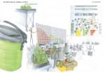 JK dieInnenarchitektin Messebau - Wettbewerb Messestand