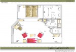 JK dieInnenarchitektin Hotellerie - Jagdhaus Eiden